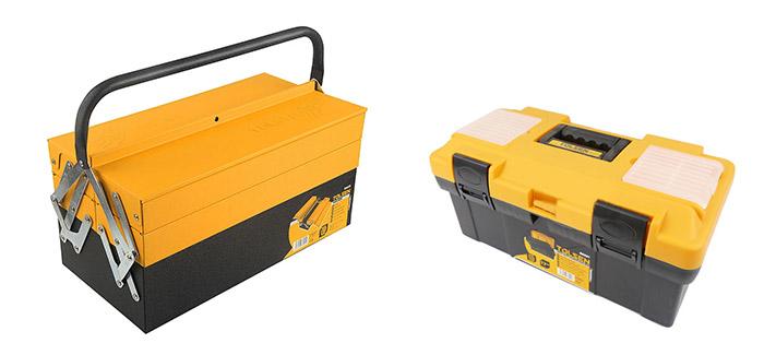 cajas de herramienta